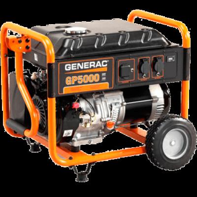 Generac GP5000 бензогенератор