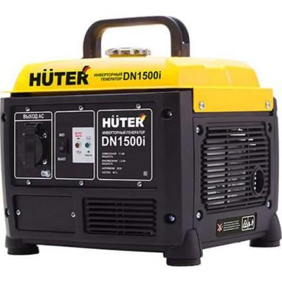 Бензиновый генератор Huter DN 1500i