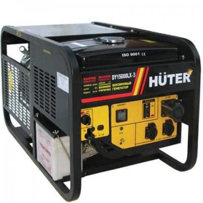 Генератор Huter DY 15000LX-3