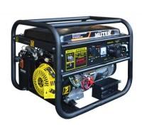 Бензиновый генератор Huter DY 6500LXA