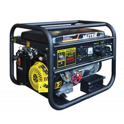 Бензиновый генератор Huter DY 8000LXA