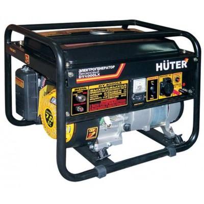 Бензиновый генератор Huter DY 4000LX