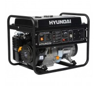 Бензиновый генератор Hyundai Home HHY 7000F -