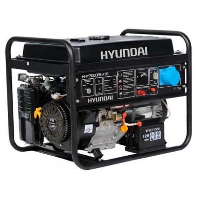 Бензиновый генератор Hyundai Home HHY 7000FE ATS