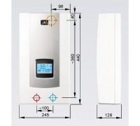 Электрический водонагреватель Kospel PPVE 27