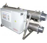 Водонагреватель электрический проточный Эван ЭПВН-72 3 фланца