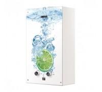 Водонагреватель Zanussi GWH 10 Fonte Glass Lime