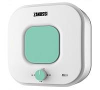 Электрический водонагреватель Zanussi ZWH/S 15 Mini O (Green)