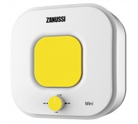 Электрический водонагреватель Zanussi ZWH/S 15 Mini O (Yellow)