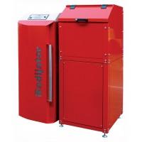 Пеллетный котел ACV BioMAX 23 с высоким КПД на твердом топливе