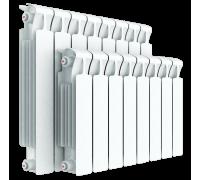 Биметаллический радиатор Rifar Monolit 350, 4 секции