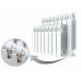 Радиатор Rifar Monolit 350 Ventil, 6 секций