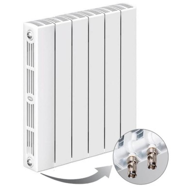 Радиатор Rifar Supremo 500 Ventil, 10 секций