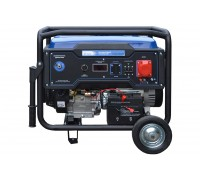 Бензогенератор TSS SGG 7000E3NA с электростартом 3 фазы