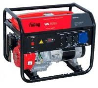 Бензиновый генератор Fubag HS 5500