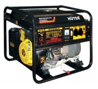 Бензиновый генератор Huter DY 6500LX