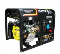 Бензиновый генератор Huter DY 6500LXW