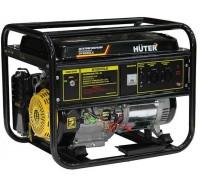 Бензиновый генератор Huter DY 8000LX