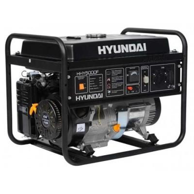 Бензиновый генератор Hyundai Home HHY 7000FE