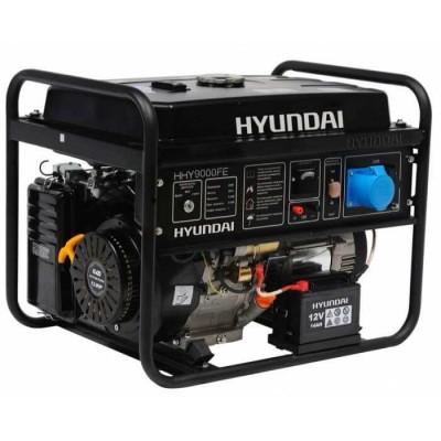 Бензиновый генератор Hyundai Home HHY 9000FE ATS